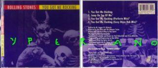 The ROLLING STONES You got me rocking CD digipak Check video