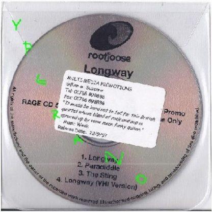 ROOTJOOSE Longway CD PROMO