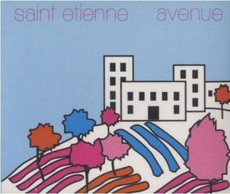 SAINT ETIENNE: Avenue CD single. Check video
