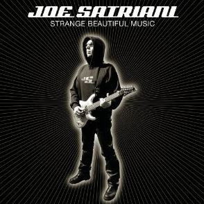 Joe SATRIANI: Strange Beautiful Music CD No back cover. Free for orders of £50+