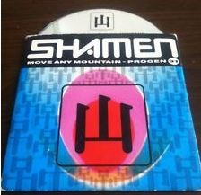 SHAMEN Move any mountain Progen 91 CD