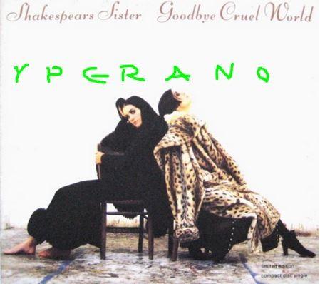 SHAKESPEARS SISTER Goodbye Cruel World CD Limited Edition digipak. Check video