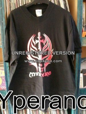 Wrestling Mexican T-Shirt. 619 Rey Mysterio