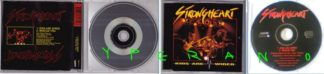 STRONGHEART: Kids are wired CD single. Ultra Rare! A Vanda / Young Production (the ACDC team)! Check live video!