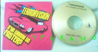 TERRORVISION: D'Ya Wanna go Faster? CD PROMO Check video