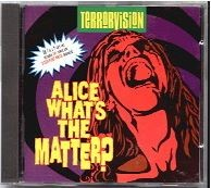 TERRORVISION: Alice What's The Matter? CD 1. Check video