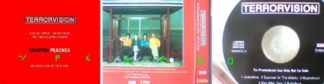 TERRORVISION: Shaving Peaches CD EMI label PROMO VEGASCDJ 4.