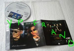 THEN JERICO: What does it take CD Belinda Carlisle on back vocals! Check video