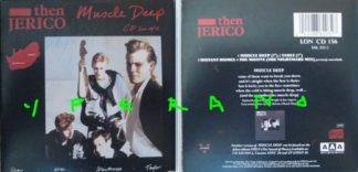 THEN JERICO: Muscle Deep CD. 4 songs. Check video