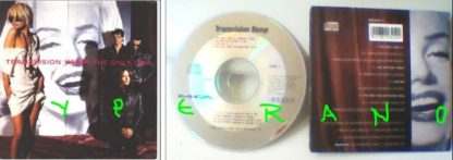 TRANSVISION VAMP: The only One CD. 4 songs - 16 minutes! Check video