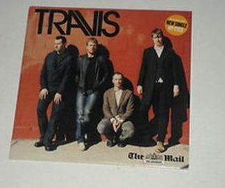 TRAVIS The Mail on Sunday CD PROMO. Hits, album cuts and live versions recorded at Kentish Town Forum 6th July 2001