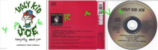 UGLY KID JOE: Everything About You CD single. Classic Anthems including Live AC/DC cover. Check video