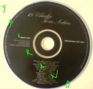 18 Wheeler: Twin action CD PROMO 1994 in plain plastic case. Highly recommended. Great pop rock.
