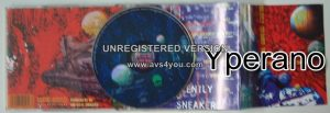 WE: Violently Coloured Sneakers (signed Rare CD). Black Sabbath to Monster Magnet. s (all songs) + video!