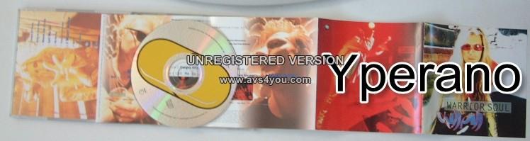 WARRIOR SOUL: Chill Pill CD (Original Geffen copy). A very individual band!