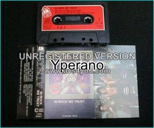 YnT: In Rock we trust [tape] Check video
