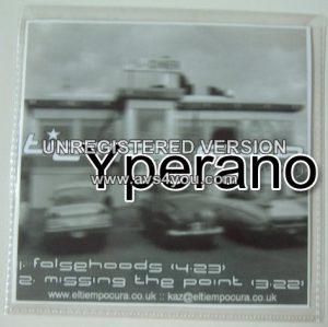 TIEMPO CURA: s.t CD