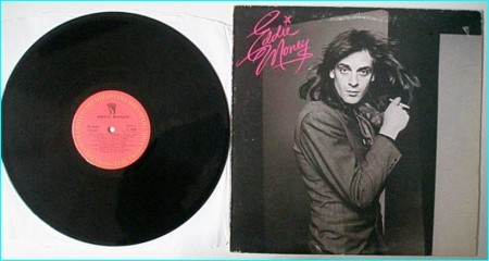 EDDIE MONEY (s.t, 1st, debut) LP Check VIDEOS of the 3 HIT songs (incl. a Foo Fighters cover of 1 of them)