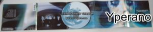 The UNDERWATER: Bleed me Blue CD. For fans of Filter, Fuel, Placebo.!