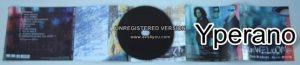 UNWELCOME: Independent worm Songs CD Promo. noise-hardcore-punk-pop-free-jazz. !