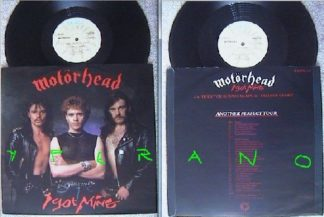 "MOTORHEAD: I Got Mine 12"" Check videos"