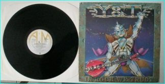 YnT In Rock we trust LP. Classic Hard Rock, check VIDEO