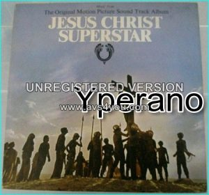 JESUS CHRIST SUPERSTAR: original motion picture soundtrack LP (Double gatefold +book) Classic Rock. Ian Gillan sings!