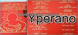 Various: A Very Special Christmas LP. Bryan Adams, Bon Jovi, Pretenders, Springsteen, Sting, U2 etc.