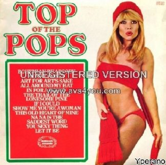 VARIOUS ARTISTS: Top Of The Pops Vol. 49 LP. Has nice lady (Susy Shaw) on cover & the best ever Queen cover version!!