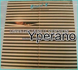 BRAND X: Unorthodox behaviour LP w. Genesis drummer Phil Collins. Fusion, Jazz-Rock, Art Rock. !