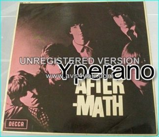 ROLLING STONES: Aftermath LP. Original UK 1966 issue, Decca SKL 4786 different list of songs. s.