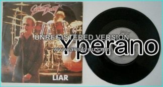 "GRAHAM BONNET: Liar + Bad Days are gone 7"" singer with RAINBOW, MSG, ALCATRAZZCheck video + 3 Whitesnake / Deep Purple musicians"