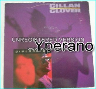 "GILLAN GLOVER: Dislocated 7"" + Chet (unreleased) You don't see this one around these days! Check videos."