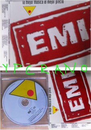 EMI Sampler Mid-Price Septiembre 2000. pe00097. Deep Purple, Poison, Jethro Tull, David Bowie, The Stranglers-