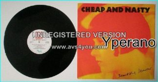 "CHEAP AND NASTY: Beautiful Disaster 12"" [Members of Hanoi Rocks, similar style as well] Check videos"