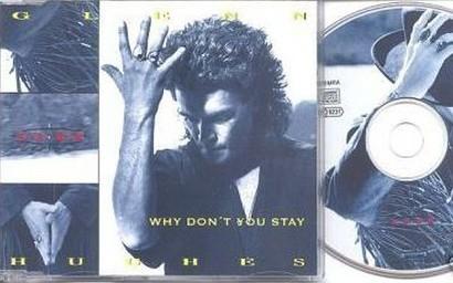 Glenn HUGHES: Why dont you stay CD Check video