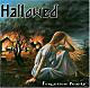 HALLOWED: Forgotten People CD. JUDAS PRIEST IRON MAIDEN with Irish influence Check samples