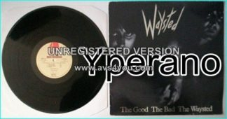 WAYSTED: The Good, The Bad, The Waysted (MFN 85) [Excellent Hard Rock. 2 ex- UFO musicians] Check VIDEO samples
