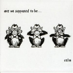 CALM: Are we supposed to be CD Digi pack (sealed) Strange Nu / Death Metal. Check samples