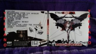 STRUNG OUT: Blackhaws over Los Angeles CD (great digipak)+ Press release! time to MOSH!.