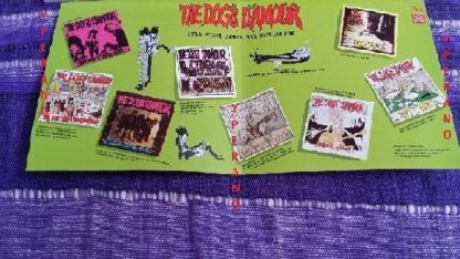 * The DOGS D AMOUR: Dogs Hits n Bootleg Album CD. CHECK VIDEO stonesy rock. Convincing lyrics 20 songs