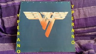 VAN HALEN: Van Halen II LP 1979, spanish pressing . CHECK AUDIO SAMPLES