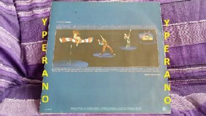 VAN HALEN: Van Halen II LP 1979, spanish pressing . CHECK AUDIO SAMPLES