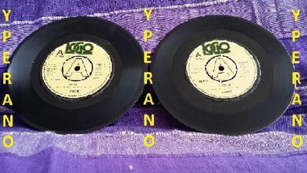 "VARDIS: Lets go DOUBLE 7"" vinyl 1980. no PS. Classic N.W.O.B.H.M CHECK audio."