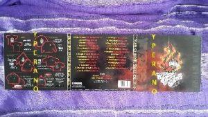 5 Years of Blood, Sweat and Tears CD. Digipak Enhanced+2 videos. Void Section, Pitboss 2000, Deviate, Stigmata- Check videos