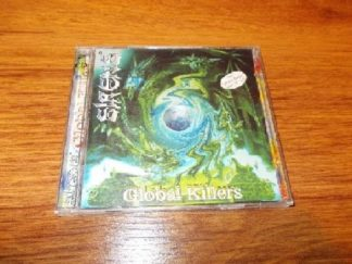 SIRENS: Global Killers 2CD (Double CD). Classic Metal. 2 cover versions. JAG PANZER, Judas PRIEST, Iron MAIDEN, SAXON.