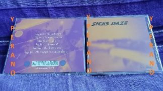 SICKS DAZE: Six Days CD. Stoner RnR. Hellacopters, Fu Manchu, Motorhead, Turbonegro Check whole album. Free for orders of £35