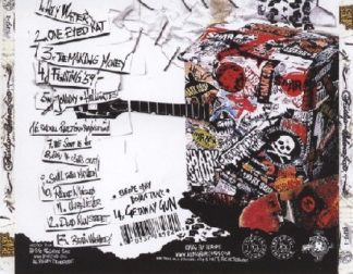 SHARK SOUP: Fatlip Showbox CD. energetic punkabilly a la The Living End. CHECK VIDEO