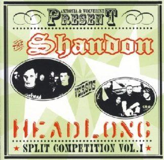 SHANDON / HEADLONG: CD Italian Ska-Emo-Punk Band German Emo-Smash-Punk CHECK VIDEO