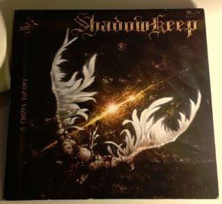 SHADOWKEEP: A Chaos Theory PROMO CD. old Queensryche, Crimson Glory, Fates Warning.